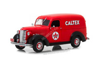 1/24 Greenlight Chevrolet Panel Truck 1939 Caltex New Free Shipping Home