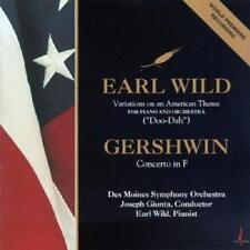 Earl Wild - Doo-Dah Variations (NEW CD)