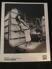 "DIANA ROSS 1995 original 8 x10 U.K. promo ""Take Me Higher"" press photo #4 36478"