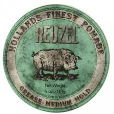 Reuzel Grease Medium Hold Pomade 113 g/ 4 oz.