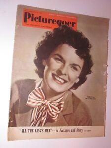 1950 Picturegoer Film Weekly May 20 Mercedes McCambridge on cover