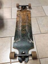 Vintage Landyachtz Drop Deck Longboard Skateboard