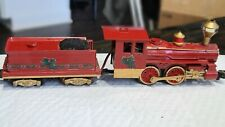American Flyer Franklin Engine & Tender, customized for Christmas Estate Lot 111