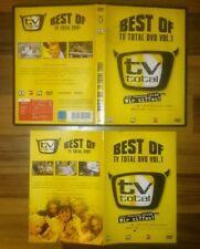 best of TV total vol. 1 DVD Stefan Raab 2001 Boxkampf 4042907200042
