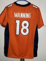 Nike Authentic Peyton Manning Jersey Size Women's Large DENVER BRONCOS COLTS  🔥