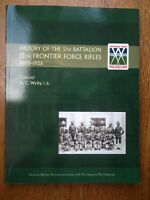 History of the 5th Battalion 13th Frontier Force Rifles 1849-1926 - H.C. Wylly