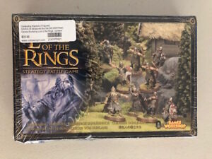 Games Workshop Miniatures Lord of the Rings Dunlending Warriors Box 03-34 - New