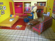 Vintage 1960's Barbie's First Dream House by Mattel - Complete w/ Extras!