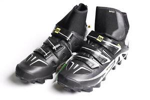 Mavic Drift boot with Goretex, black and silver size US 9 EU 42 2/3