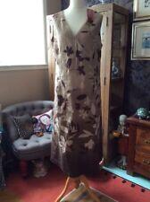 Monsoon Women's Linen Beach Dress
