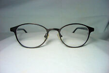 Northern Light round oval eyeglasses frames men's women's, unisex, vintage, Nos