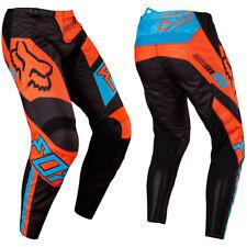 Fox Racing Enfants Jeunesse Motocross 180 Pantalon Falcon Noir / Orange Vélo