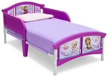 Kids Toddler Bed Girl Disney Frozen Children Bedroom Fun Play Furniture Decor