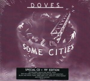 DOVES - Some Cities - CD + DVD - Special Edition - 2005 - MINT & SEALED