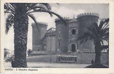 NAPOLI - IL MASCHIO ANGIOINO - TRAM - NV