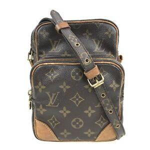 100% Authentic Louis Vuitton Monogram Amazon Shoulder Bag M45236 Used {09-245B}
