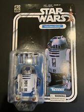Star Wars R2-D2 Kenner 40th Anniversary Black Series Artoo 6 Inch