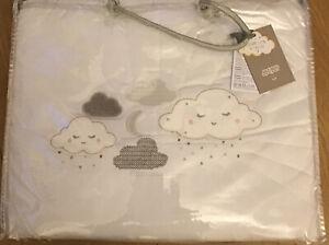 Mamas & Papas Dream Upon A Cloud Quilt Cot / Cot Bed 🌟 BNIP 🌟