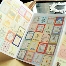 New 4 Page Retro little prince DIY Stationery diary stamps decorative stickers