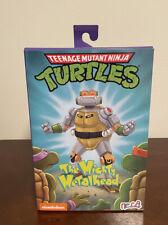 NECA TMNT Teenage Mutant Ninja Turtles The Mighty Metalhead Sealed