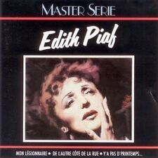EDITH PIAF (MASTER SERIE) - CD 1998 (NEW, FACTORY SEALED) - RARE