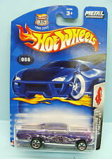 2318 HOT WHEELS / CARTE US / DRAGON WAGONS 2002 / PONTIAC GTO 1967 1/64