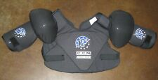 New Without Tags Ccm Sp100 Hockey Shoulder Pads Senior Xxl Black 2Xl