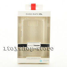 Case Mate Naked Tough Hard Shell Case Cover for Motorola MOTO Droid Turbo Clear