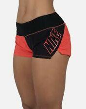 New Women's Nike Sportswear CREW Running Shorts (AJ9130-480)  Pink Size XXL