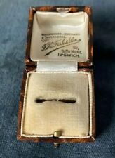 Antique empty ring box - Ipswich