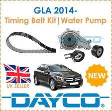 For Mercedes GLA 180CDi 2014-  Dayco Timing Belt Kit & Water Pump OE Spec New