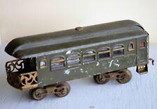 Lionel 1912 Standard Gauge NY Central Lines Passenger Observation Car