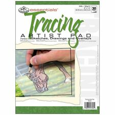 Essential Tracing Paper Artist Pad A4 30 Sheets by Royal and Langnickel