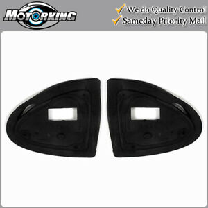Mirror Seal Gasket Left & Right for Mercedes-Benz S350 S430 S500 S55 AMG S600