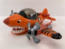 Flying Tiger Fisher Price Imaginext Sky Racer Orange Plane Airplane Toy plane