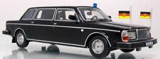 wonderful modelcar VOLVO 264TE LIMOUSINE GDR (DDR) 1979 - darkblue - scale 1/43