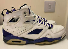 Nike Air Jordan Flight Club '91 Scarpe Nere Oro Bianco