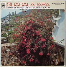 MARIACHI JALISCO DE PEPE VILLA / GUADALAJARA / MEXICO / NIPPON COLUMBIA JAPAN