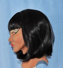 Female Mask Sheena SPT Latex Masks! With Wig