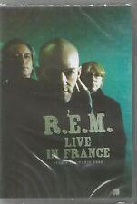 DVD  REM  LIVE IN FRANCE  2008    DVD