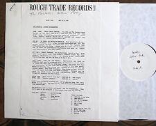 PASTELS – Sittin' Pretty  LP  Promo Testpressung  Rough Trade – RTD - 110