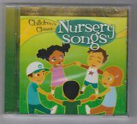 Children's Classic Nursery Songs (CD: Children's, Music, Singalongs, Educational