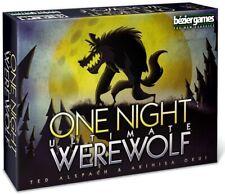 One Night Ultimate Werewolf Bezier Games