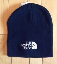 New The North Face  Beanie Hat Black