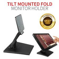 """Universal Anti-Slip Monitor Holder Stand Holder Vesa For 10""""-27"""" LCD Touchscreen"""