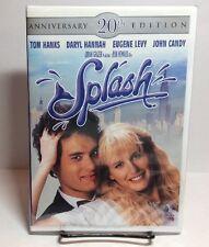 Splash (DVD,2004,20th Anniversary Edition)NEW-Free S&H-Tom Hanks Dir:Ron Howard