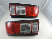 NEW Red Clear TailLights For 1991~1994 JDM Nissan Sentra Tsuru B13 LB13