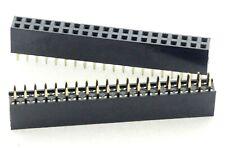 Connecteur Femelle 40pins GPIO 2×20 2.54mm pour connexion au Raspberry Pi