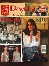 Royalty Kate Duchess Of Cambridge Romanov Legacy Mar Apr 2016 FREE SHIPPING!
