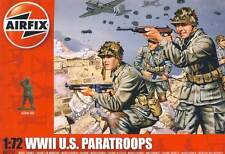 Airfix U.S. Fallschirmjäger Amerikanische Paratroopers Diorama 1:72 Figures kit